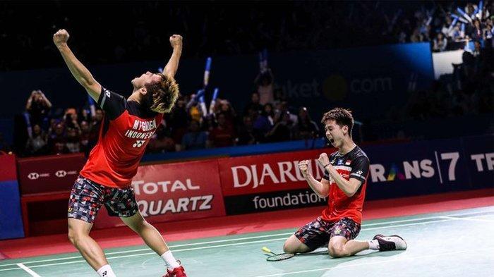 Link Live Streaming dan Jadwal Final Japan Open yang Tayang di TVRI Hari Ini, Jangan Ketinggalan!