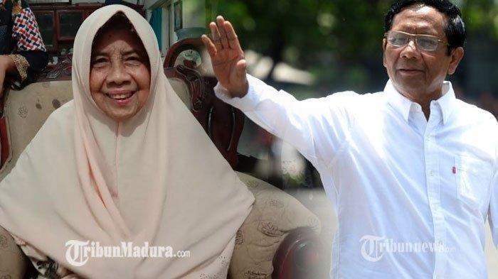 Buntut Panjang Penggerudukan Rumah Ibu Mahfud MD, Khadijah Gagal Diungsikan, Peserta Aksi Diperiksa