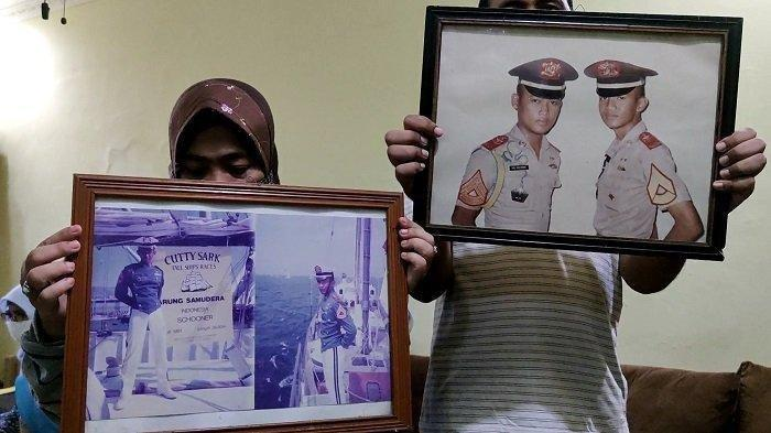 Kolonel Harry Sempat Lakukan 'Ritual Wajib' Sebelum Hilang dengan KRI Nanggala, Ibu : Langsung Blank