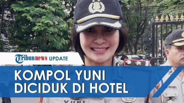 Profil & Harta Kompol Yuni, Kapolsek Astana Anyar yang Terjerat Narkoba, Punya Utang Rp 340 Juta