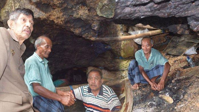 Hari Ini La Udu, Pria Sebatang Kara yang 10 Tahun Hidup di Goa Dievakuasi, Ditawari Jadi Tukang Sapu