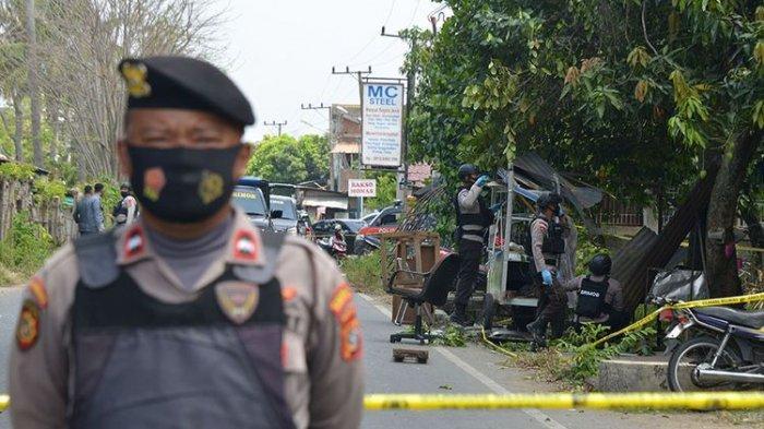 Fakta Ledakan Misterius dari Gerobak Nasi di Aceh, Tim Jibom Turun Tangan, Seorang Ibu Terluka