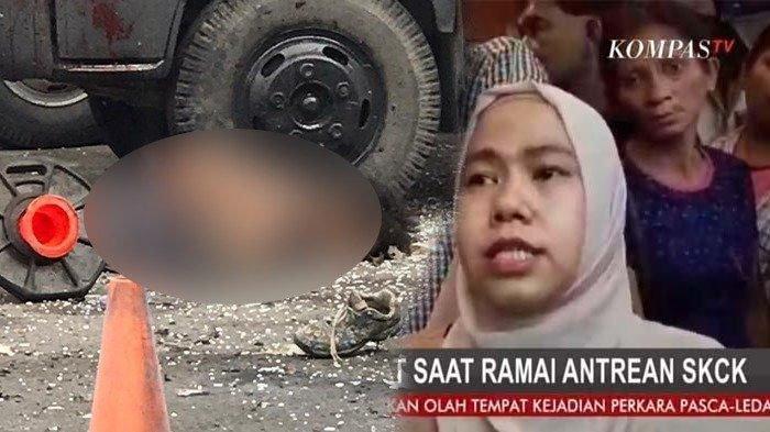 POPULER Kesaksian Lila Soal Ledakan Bom Bunuh Diri di Mapolrestabes Medan: Lari Keluar, Ketakutan!
