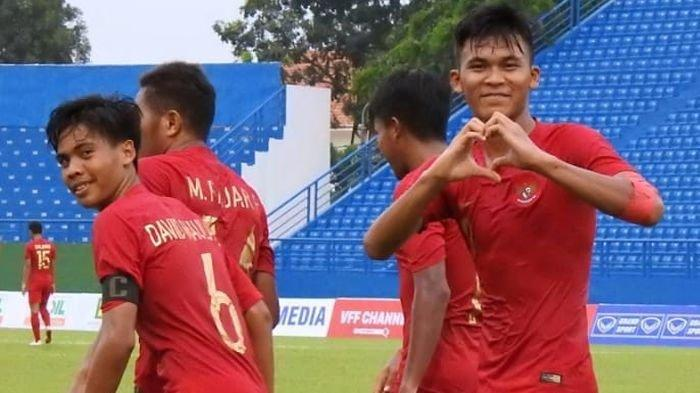 Live Streaming Semifinal Piala AFF U-18 Indonesia VS Malaysia Sabtu 17 Agustus 2019 Pukul 16.30 WIB
