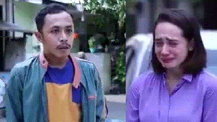 Tokoh Mas Pur diharapkan bisa kembali menjalin hubungan dengan tokoh Novita di sinetron TOP.