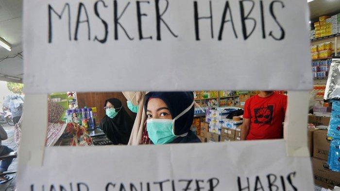 POPULER Cara Membuat Masker dan Hand Sanitizer di Rumah, Tak Perlu Kehabisan Stock karena Diburu!
