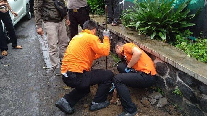 POPULER Catatan Tangan Delis Sebelum Ditemukan Tewas di Gorong-gorong, Seminggu Sebelumnya Murung