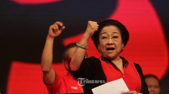 Megawati Melantik Kader DPP PDIP, Banyak Wajah Lama, Putra Putrinya, Hingga Menteri Jokowi,