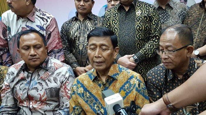 Sempat 'Hilang' Setelah Ditusuk, Begini Kabar Terbaru Wiranto Eks Menkopolhukam, Fokus Bantu Jokowi