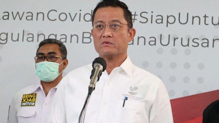 VIRAL Semangat Anti Korupsi Menteri Juliari Batubara Sebelum Tersangka, Singgung Keserakahan & Malu
