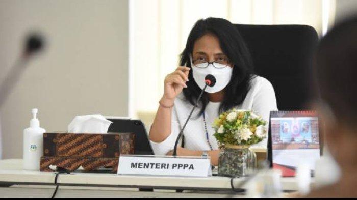 Menteri PPPA Bintang Puspayoga minta kasus pemerkosaan anak di Luwu Timur dibuka kembali jika bukti sudah cukup.