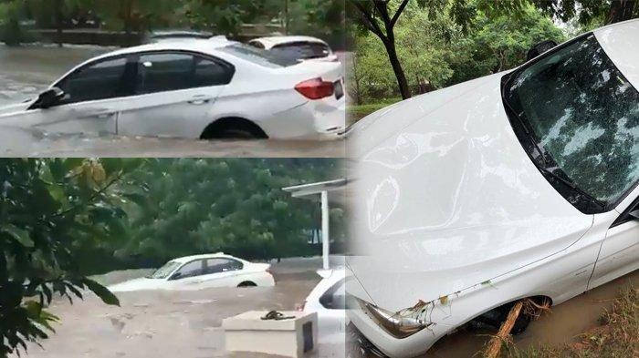 Tak Perlu ke Bengkel, Ini Cara Mudah Tangani Mobil yang Terendam Banjir, Bisa Dilakukan di Rumah!
