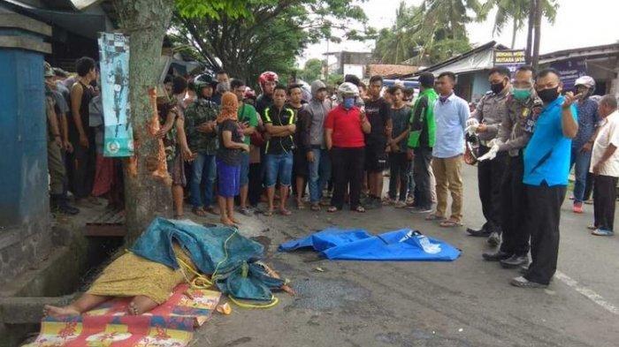 Sempat Histeris Setelah Tabrak Keluarga Pengemis di Pinggir Jalan, Pengemudi Mobil Ngaku Main HP