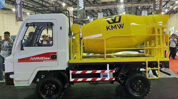 Ketika Pria Terkaya di Afrika Borong 10.000 Unit AMMDes Builder, Mobil Desa Buatan Indonesia