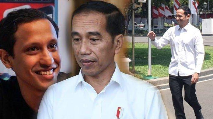 Sempat Membuat Penasaran, Jokowi Ungkap Alasan Masuknya Prabowo Hingga Nadiem Makarim