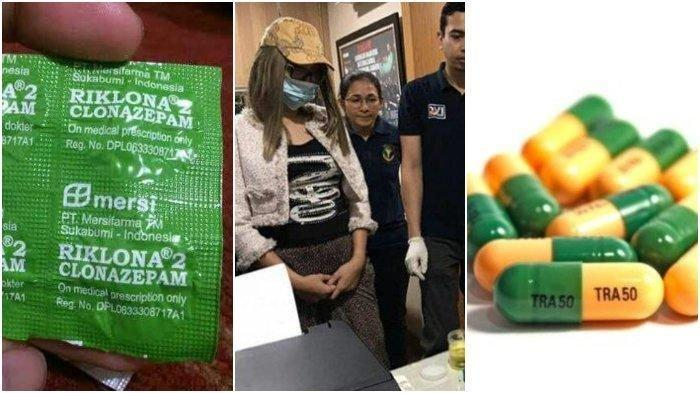 Fakta Tramadol dan Riklona, Narkoba yang Positif Dikonsumsi Lucinta Luna, Obat Nyeri & Anti Kejang