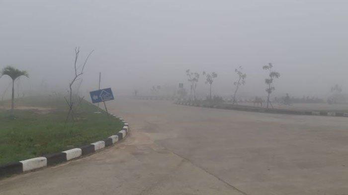 Penajam Paser Utara & Kutai Kartanegara Terpapar Kabut Asap, Ini Nasib Calon Ibu Kota Baru Indonesia