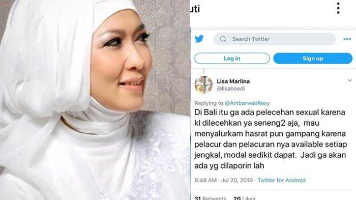 Cuitannya Melecehkan Bali Viral Lisa Marlina Akan Dilaporkan Ni Luh Djelatik, Yuk Bijak Bermedsos