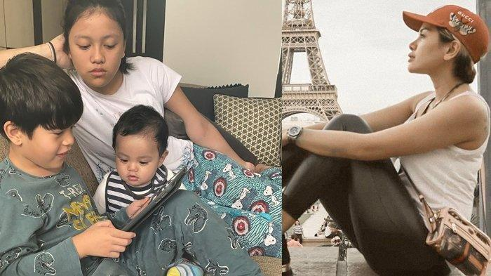 Nikita Mirzani Syok Bukan Main saat Dengar Jawaban Azka Ditanya Sosok Ayahnya, Sajad Ukra