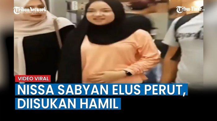 Heboh Isu Nissa Sabyan Hamil karena Pegang Perut, Eks Manajer Sebut Video 2 Tahun Lalu, Ini Buktinya