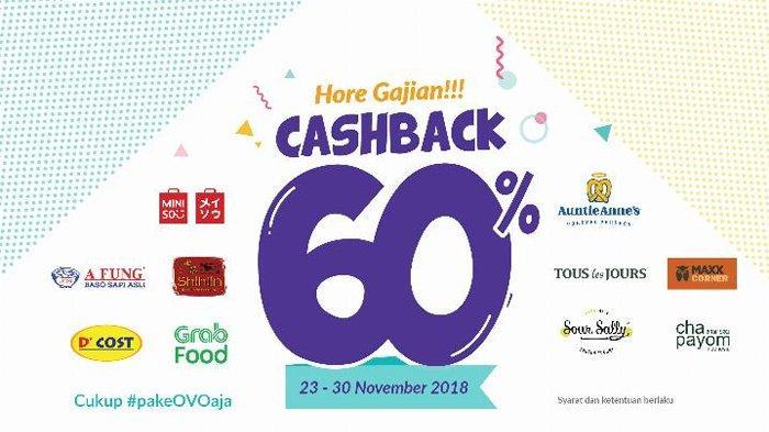 Gajian di Depan Mata, Nikmati Diskon dari OVO, CFC, Hingga Starbucks, Bisa Dapat Cashback 60%!