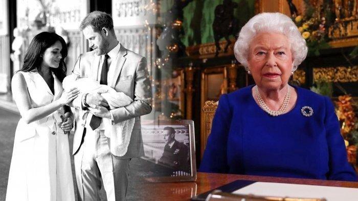 Nama Anak Pangeran Harry & Meghan Markle Tuai Kontroversi, Pakar: 'Cukup Kasar untuk Ratu Elizabeth'