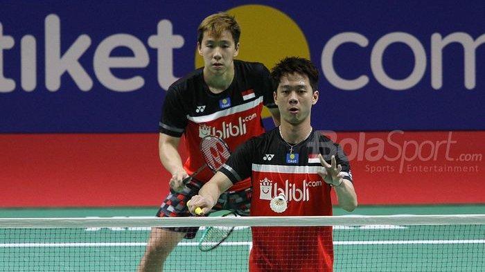 LIVE STREAMING Final Indonesia Open 2019 Tayang Hari Ini Minggu 21 Juli Mulai Jam 2 Siang