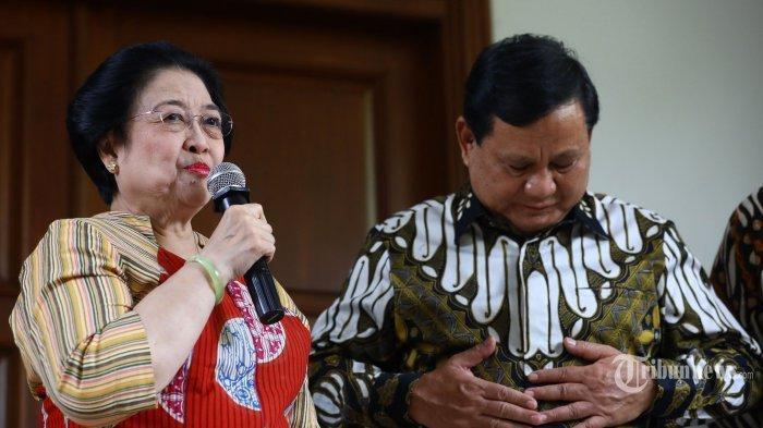 Momen Kedekatan Megawati & Prabowo Disorot, Julukan 'Sahabat' hingga Dugaan Koalisi Pilpres 2024