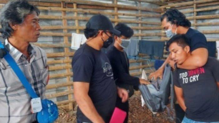 Pelaku pembunuhan wanita hamil di septic tank Kampar, Riau ditangkap