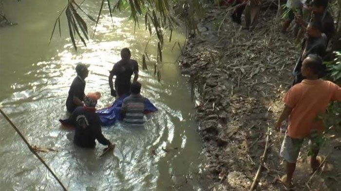 Janda Muda yang Ditemukan Mengambang Tanpa Busana di Banyuasin Dibunuh karena Tolak Dinikahi