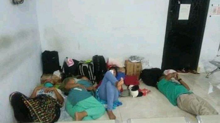 Curhatan Pemudik Terkatung-katung di Pelabuhan NTB, 'Kami Cuma Mau Pulang, Bukan Bawa Penyakit'