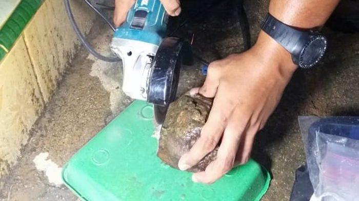 Heboh Meteorit Jatuh di Lampung, Diduga Berkaitan dengan Dentuman Keras, Bagaimana Radioaktifnya?