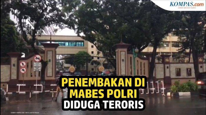Penembakan di Mabes Polri