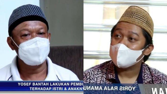 Pengakuan Yoris dan Yosef terkait pembunuhan di Subang.