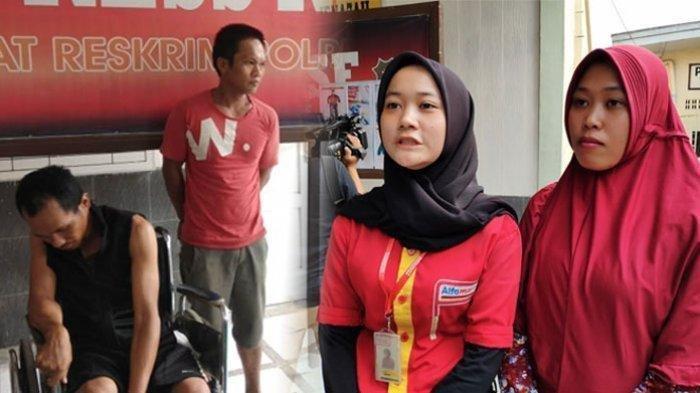 Tiga Pelaku Perampokan Swalayan Hingga Lucuti dan Sekap Karyawati dalam Kamar Mandi!