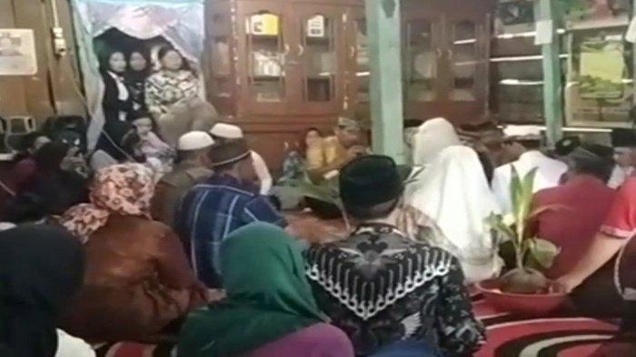 Pemuda 17 Tahun di Sumsel Nikahi 2 Gadis Bersaudara, Akad Selisih 2 Jam, Pengantin Masih Sekolah
