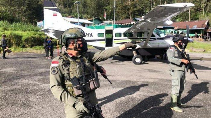 Indonesia Kembali Berduka, Setelah Insiden KRI Nanggala-402, Kepala BIN Papua Gugur Ditembak KKB