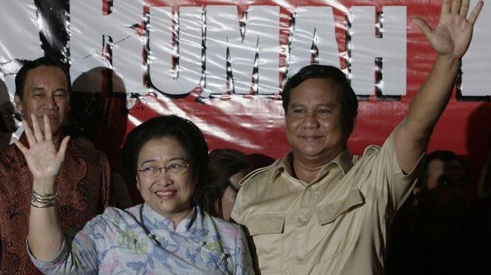 Megawati Bingung Sebut Prabowo Subianto 'Sahabat' Malah Viral : Memangnya Musuh Saya?