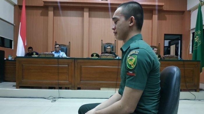5 Fakta Hukuman Prada DP, Salah Dengar Putusan Hingga Ditegur Hakim, Jaksa Ulangi Baca Tuntutan