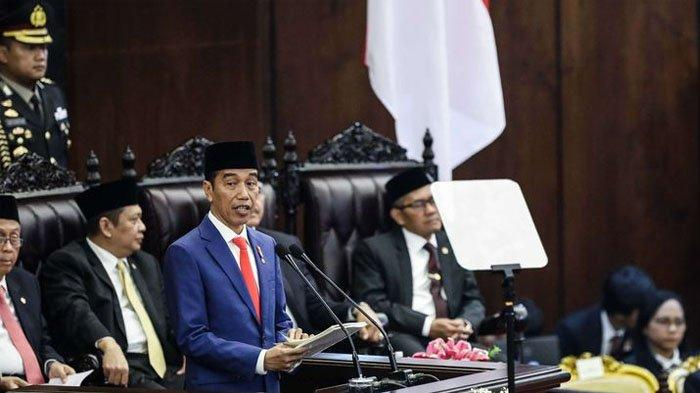 POPULER Tak Hanya Bantah PHK Sepihak, Jokowi Juga Ungkap Soal Cuti Dihapus di Cipta Kerja, Faktanya?