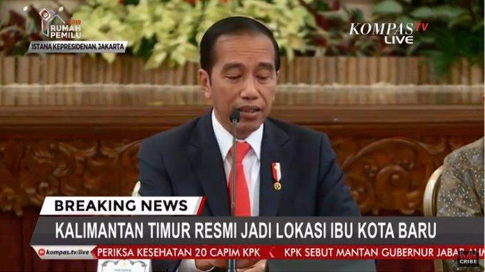 Jokowi Tolak Tegas untuk Pulangkan WNI eks Teroris ISIS ke Indonesia, 'Kalau Saya Bilang Tidak'
