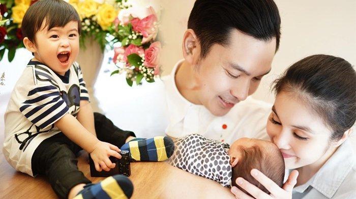 Sejak Wabah Covid Selalu di Rumah, Sandra Dewi Takut Kebobolan Hamil Lagi: Pengennya Ini Anak Bungsu