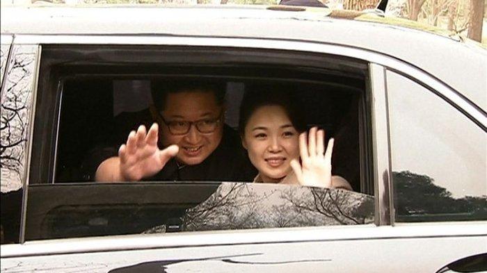 Kemarahan Kim Jong Un Saat Istrinya Digambar Tak Pantas Oleh Pembelot dari Korea Selatan