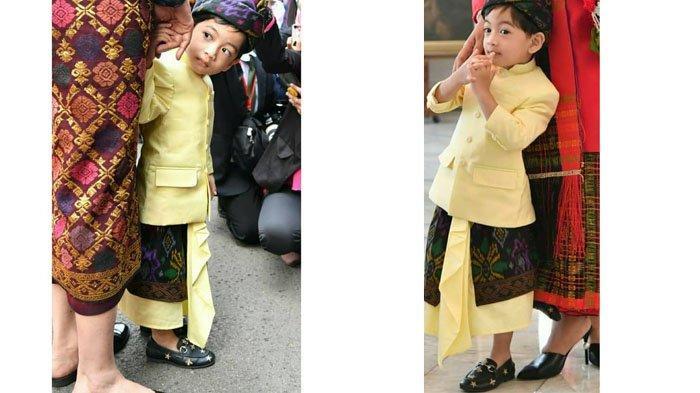 Sepatu Jan Ethes di Upacara HUT RI ke-74 di Istana Merdeka Jadi Sorotan, Harganya Capai Rp 5 Juta