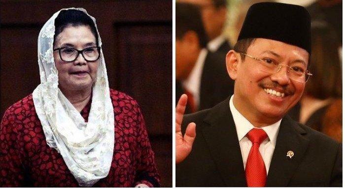 Singgung Penanganan Covid-19, Anggota DPD RI Minta Jokowi Panggil Siti Fadilah Supari dan Terawan