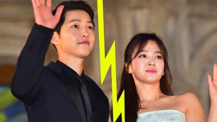Hari Ini Resmi Bercerai, Song Hye Kyo Langsung Hapus Foto Terakhir dengan Song Joong Ki di Instagram
