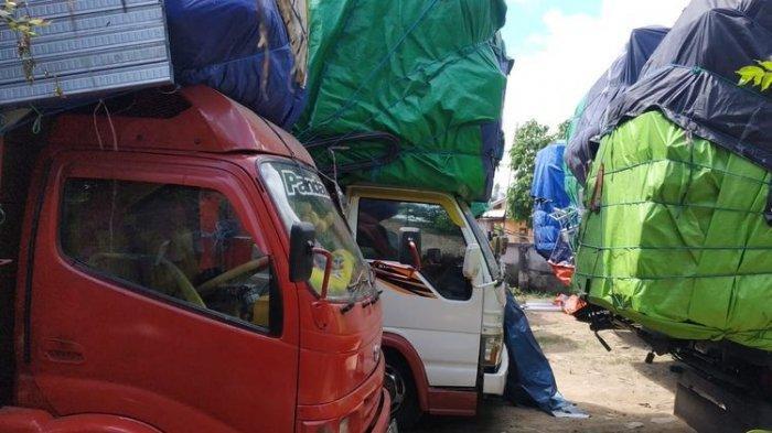 Curhat Sopir Truk Terlantar di Pelabuhan Lombok, Ada yang Terpaksa Jual Cincin Kawin Agar Bisa Makan