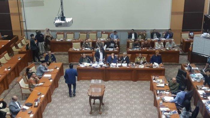 DPR Tetapkan Firli CS Jadi Komisioner KPK, Mahfud MD Minta Jangan Langsung Under Estimate