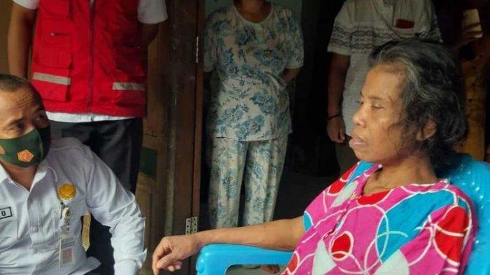 POPULER 2 Tahun Disiksa Majikan di Singapura, Sugiyem Kini Buta & Tuli, Luka Lebam di Sekujur Tubuh