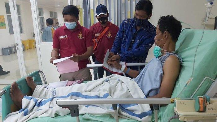 Pembunuh Keluarga Seniman Anom Subekti Bantah Coba Bunuh Diri, Ngaku Keracunan Pestisida di Makanan